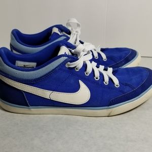 Mens Blue Nike Sneakers size 9.5